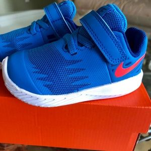 Nike Star Runner (TDV) New in Box